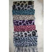 72 of Leopard Print Scarf