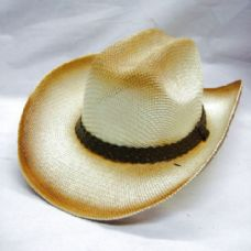 36 of COW BOY STRAW HATS