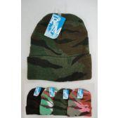 48 of Camo Toboggan Winter Hat
