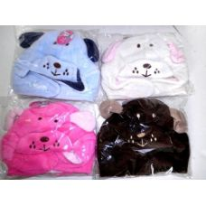 72 of childrens fleece hat