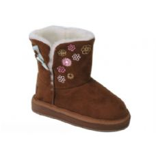 12 of Girls Boots Camel Color