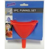 36 of 3 Piece Funnel Set