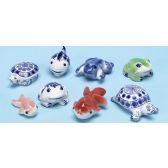48 of Porcelain Sea Animals