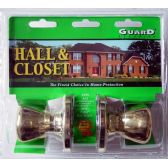 6 of Hall & Closet Doorknob Set