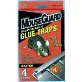 48 of Mouse Guard 4 Pack Mouse Glue Traps