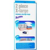 12 of 2 piece X-Tra Large Vacuum Storage Bags