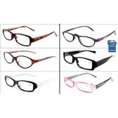 300 of Plastic Reading Glasses Assorted