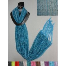 12 of Winter Fashion Scarf With Fringes