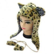 36 of Short Animal Hat Cheeta