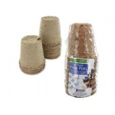 72 of Biodegradable peat pots