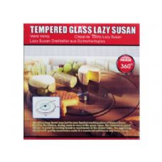 12 of Tempered glass lazy suzan