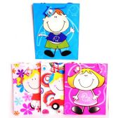 144 of Large Party Gift Bags Childrens Designs