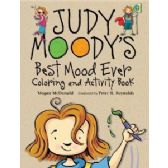 56 of Judy Moody's Best Mood Ever Coloring and Activity Book
