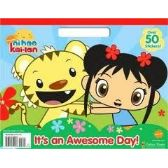 24 of Nickelodeon Nihao,Kai-Lan It's an Awesome Day Oversized Coloring Book