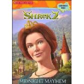50 of Shrek2 Midnight Mayham Coloring and Activity Book