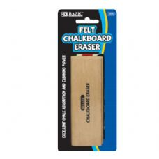 72 of BAZIC Felt Chalkboard Eraser