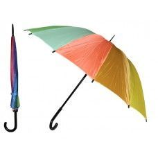 24 of 37 Inches Automatic Cane Rainbow Umbrella