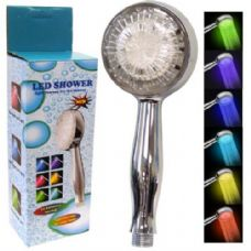 36 of Shower Head 7 Color 9 Head Multiple Colors Jump