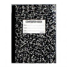 36 of Black Marble Composition Notebook 150 Sheets
