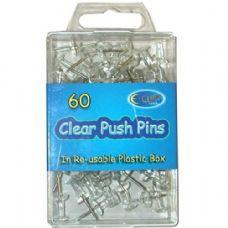 48 of Push Pins 60ct