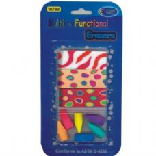 48 of Multi-functional Erasers 9pk