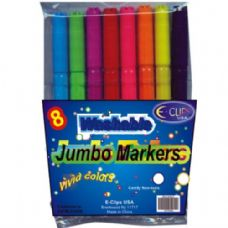 48 of Jumbo Washable marker 8ct