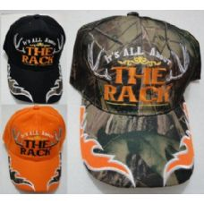 "24 of IT""S ALL ABOUT THE RACK Hat"
