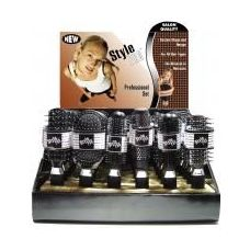 144 of Style Pro Proline Hairbrush in Display Box