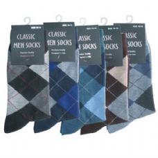 120 of Mens Argyle Dress Sock