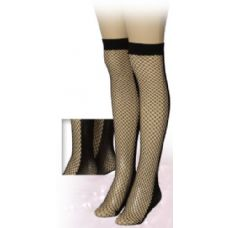 36 of Ladies Black Printed Knee High