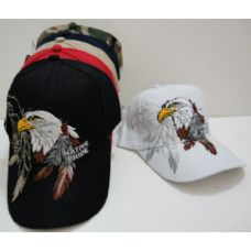 24 of Native Pride-Eagle with Feathers
