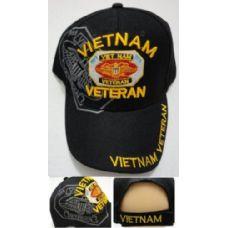 24 of VIETNAM VETERAN Hat 1959-1975 [Eagle]