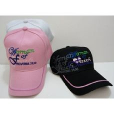 24 of Woman of Faith Hat