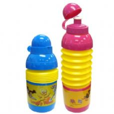 48 of Looney Tunes Foldable Sport Bottle 17oz