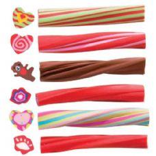 360 of Heart Twist Stick Eraser