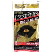 48 of 6 Pack Child Resistant Baited Discs Roach Baits