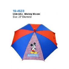 24 of Umbrella - Mickey Mouse
