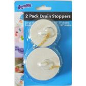 48 of Wholesale 2 Pack Bath Drain Basin Stoppers