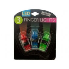 72 of 3 pack led finger lights