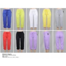 72 of Terry Capri Pants