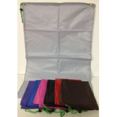 120 of Luandry Bag 20 x 28 Assorted Colors