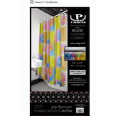 12 of bright sunflower deluxe shower curtain