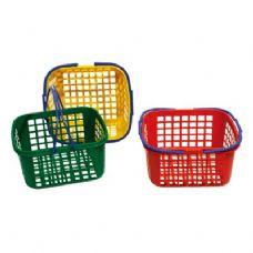 "48 of Utility Basket with/Handle 10""x9""x5"""