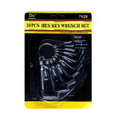 144 of 10PC Hex Key Set