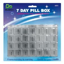 48 of 7 Day Pill Box