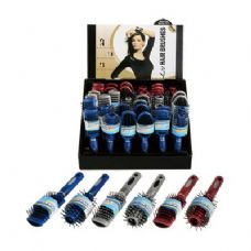 72 of Hair Brush,6 Types Assorted