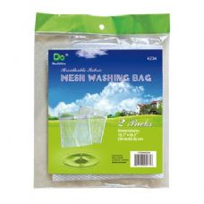 "48 of 2 Pack Mesh Washing Bags 15.75""x19.75"""