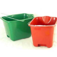 24 of 2 buckets w/handle