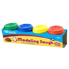72 of Multi Color Modeling Dough 4 Pack