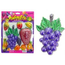 96 of MEMO MAGNETIC 10PCS 4ASSTFRUIT